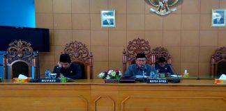 Dua Raperda Ditolak Dewan