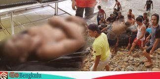 Pedagang Keliling Asal Curup Tewas Tenggelam