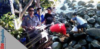 Korban Tenggelam di Pantai Tapak Batu Lais Ditemukan Meninggal