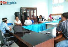 Warga Nangai Amen Sambangi Inpektorat, Auditor Dianggap Lamban