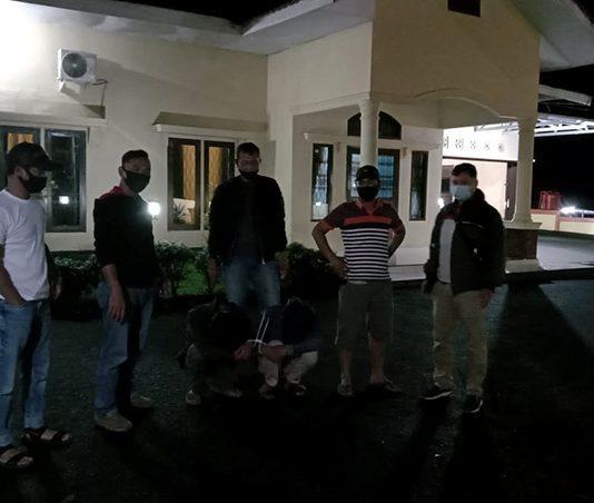 pembunuh karayawan SPBU Kepahiang ditangkap