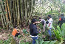Penemuan mayat di Tanjung Bunga