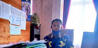 Kepala Sub Bagian Perencanaan, Keuangan, dan BMD, Nugroho Setyantoro, ST