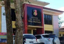 Gedung Sat Reskrim Polres Lebong