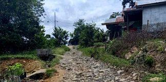Jalan tanah