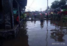 banjir di suro ilir