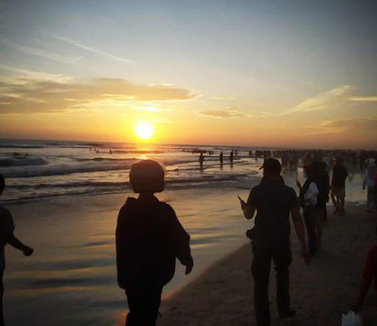Tujuh remaja tenggelam di pantai berkas