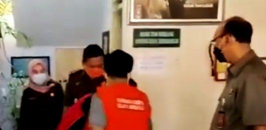 Korupsi Dana Rutin Polres Lebong